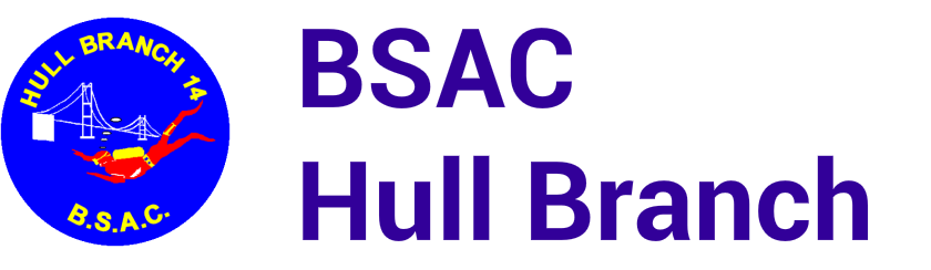 THE BRITISH SUB AQUA CLUB<br />      HULL BRANCH